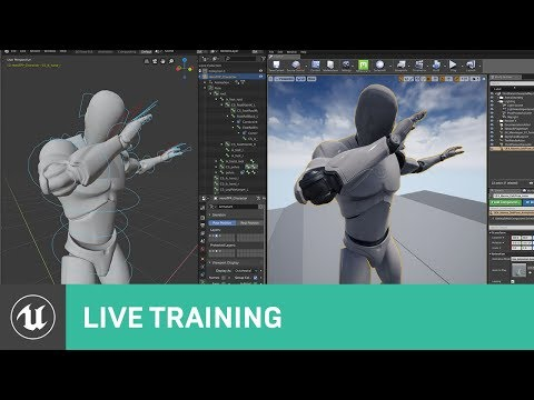 Blender to Unreal Engine with Matt Workman | Live from HQ | Inside Unreal