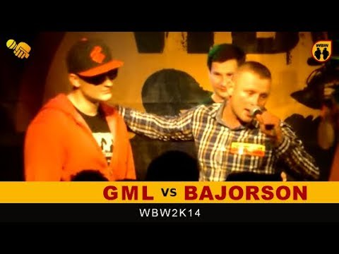 bitwa BAJORSON vs GML # WBW 2014 Warszawa # freestyle battle
