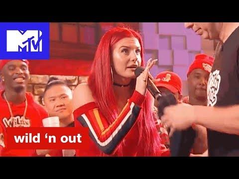 Gary Owen Won't Mess w/ Justina Valentine | Wild 'N Out | #Wildstyle