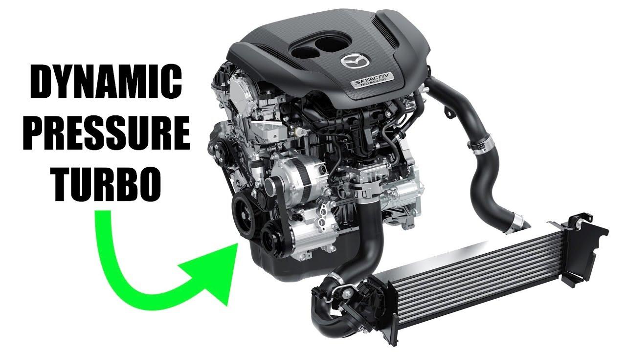How Mazda Is Eliminating Turbo Lag