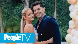 Inside 'Bachelor In Paradise' Stars Hannah Godwin & Dylan Barbour's Engagement Party | PeopleTV