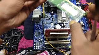 Foxcon g31mxp motherboard repair