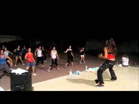 Zumba ® fitness class with Lauren- Getting Nasty