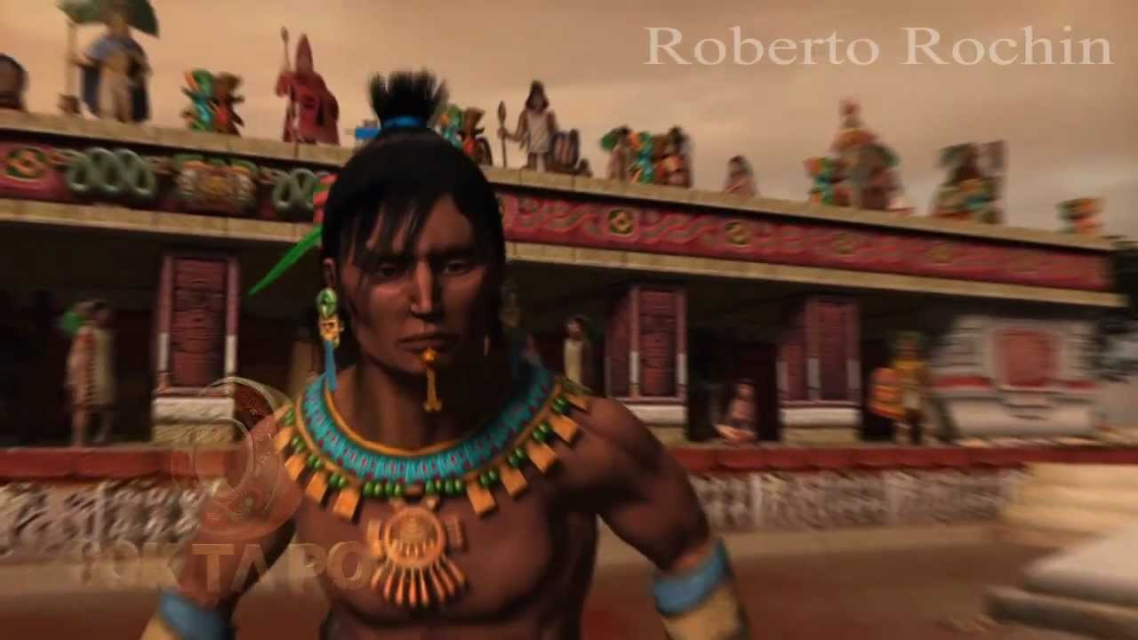 Aztec Game