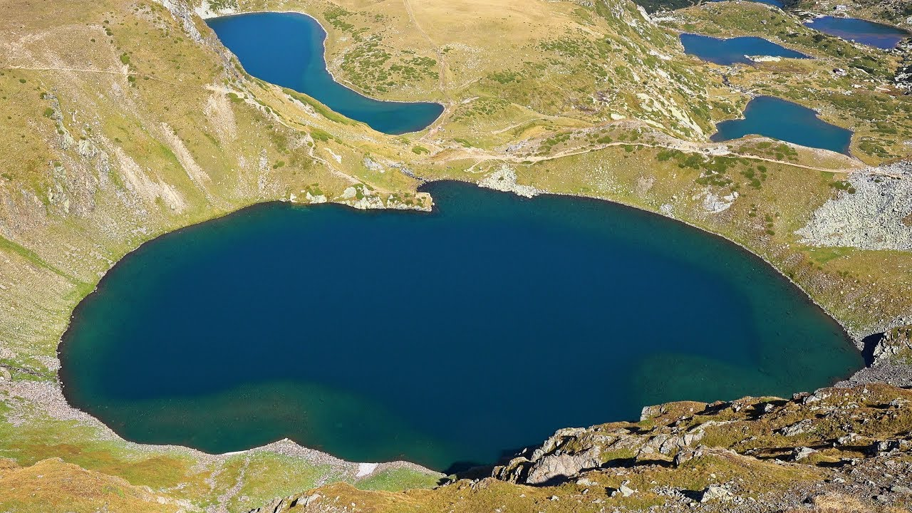 7 Rila Lakes & Rila Monastery, Bulgaria