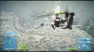 """Battlefield 3 Multiplayer Gameplay (PS3) """"No title!"""""""
