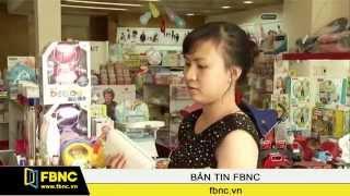 Kinh doanh đồ dùng trẻ em: Hàng ngoại lấn lướt hàng nội