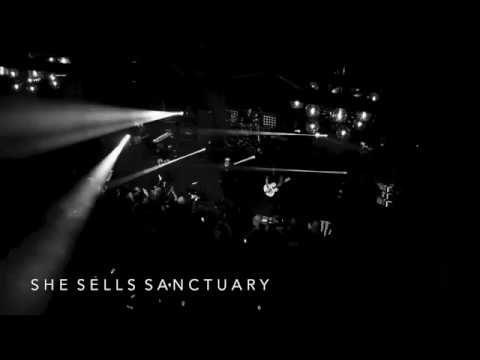 REVOLUTION 3 TOUR LAUNCH - THE CULT - SHE SELLS SANCTUARY
