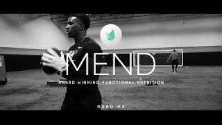 Chase Edmonds Training For NFL Combine