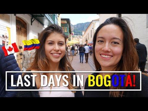 Ajiaco, Chivas, and more Bogotá! - Colombia Vlog 4