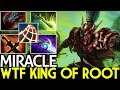 Miracle- [Troll Warlord] King of Root Monster Hard Carry 22 Kills 7.21 Dota 2