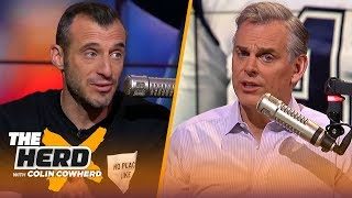 Doug Gottlieb weighs in on Dak's contract negotiations, talks Garoppolo, Brady & 76ers | THE HERD