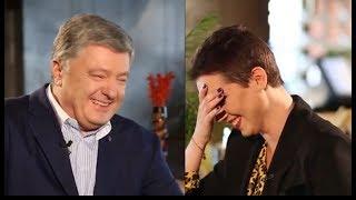 V Президент України Петро Порошенко в Рандеву з Яніною Соколовою - Частина 1