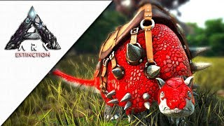 ARK Extinction - Грядки и Броненосец