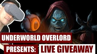 UNDERWORLD OVERLORD Presents: Daydream District Live Giveaway!