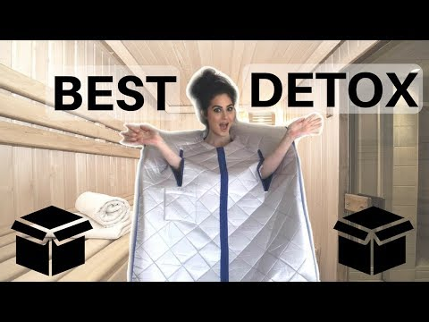 UNBOXING: INFRARED SAUNA FOR DETOX, HEALTH & WEIGHT LOSS