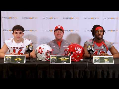 Arbor View High School, 2019 Football Preview