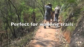 Gough Plastics Trail Pad