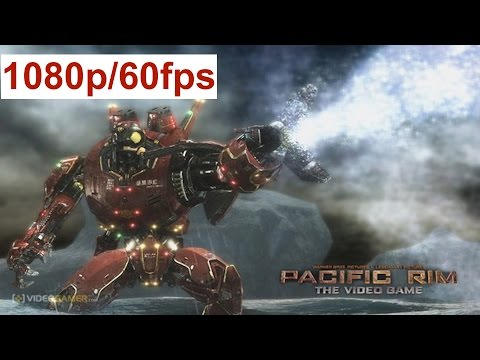 Pacific Rim The Video Game -Walkthrough 1080p/60fps PC/PS3/Xbox 360