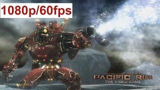 Pacific Rim The Video Game -Walkthrough 1080p/60fps PC/PS3/Xbox 360
