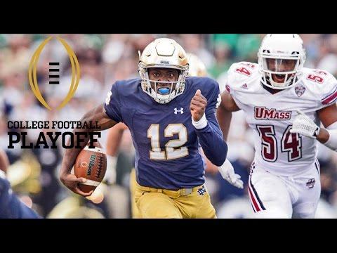 Notre Dame Football 2017-2018 Football Hype Video