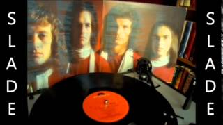 Walter´s Vinyl: SLADE - OLD NEW BORROWED AND BLUE - 1974