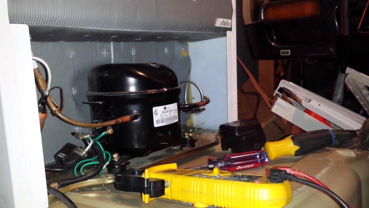 Diagnosing Haier Refrigerator  YouTube