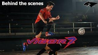 behind the scenes of pan futsal vigor 7 new