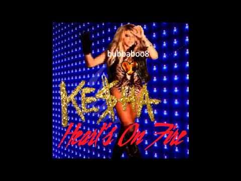Ke$ha - Heart's On Fire (Download Link)