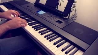 موسيقى روعه سي لافي على البيانو