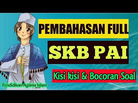 Skb Pai Cpns 2020 Full Pembahasan Youtube