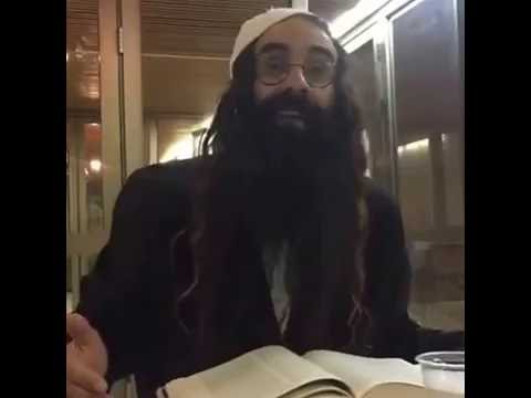 Rav Guy in Tel Aviv - 21 Nov 16 - רב גאי בת'א אששש