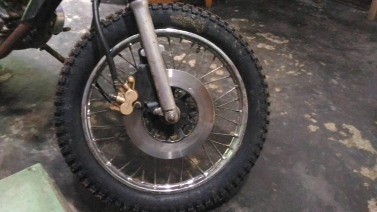 Gambar Foto Modifikasi Motor Honda GL 100 Paling Keren YouTube