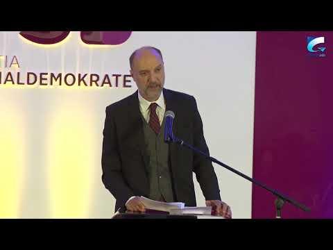 Partia Socialdemokrate (PSD) mban Konventën