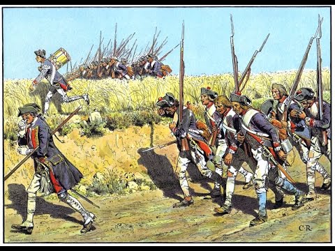 The Seven Years War - Prussian Campaign (1) - Invasion of Saxony