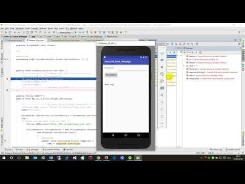 Android Studio #6: Http Volley Wait On Return Value At OnResponse Of A StringRequest