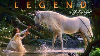 LEGEND (1985) The Ridley Scott's Fairy Tale - Lily meets the Unicorns