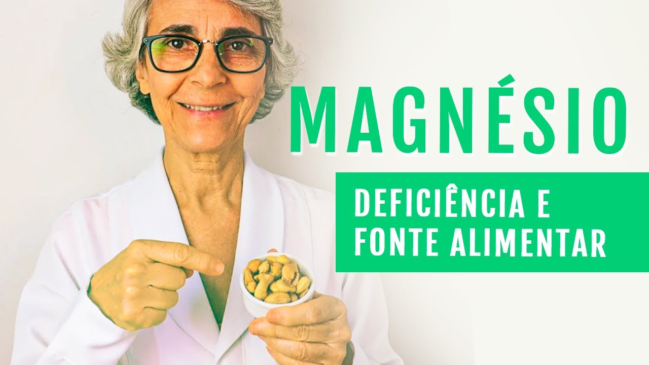 Magnésio: o mineral que diminui a ansiedade e te ajuda a emagrecer