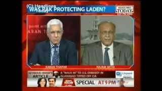 H T TTP Najam Sethi 13 5 2015