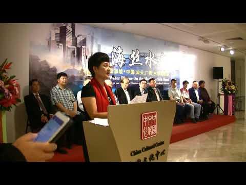 Singapore –China Shantou Guangzhou joint exhibition 17   26 Mar 2018 Video Credit Tia Kee Woon