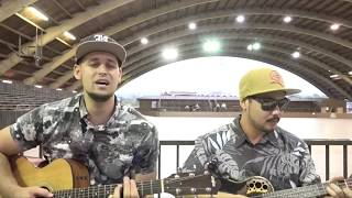 Singing Running from Rebelution Local Uprising Unplugged