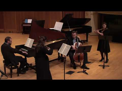 J.S. Bach: Trio Sonata from The Musical Offering, BWV 1079