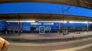 109. Верона. Италия. Выход к поездам.