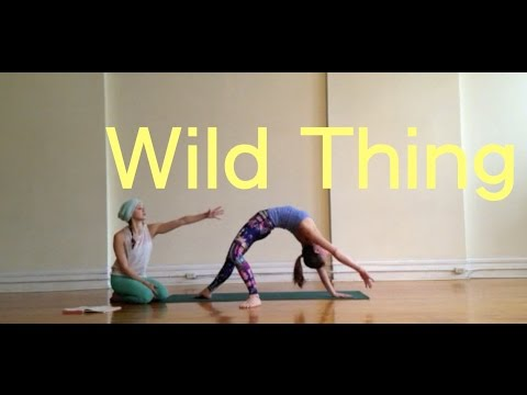 How To Flip Your Yoga Dog: Wild Thing with Hayley Beth Worthman