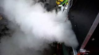 Heavy Fog Machine - Self made, Testrun