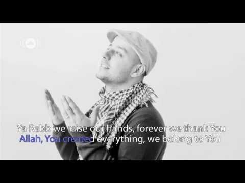 Maher Zain   Open Your Eyes   Official Lyric Video   YouTube