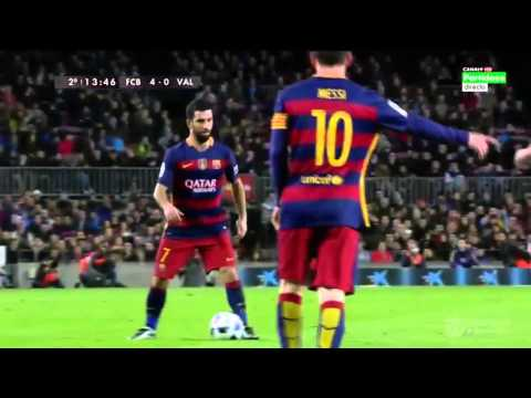 Barcelona 7 - 0 Valencia – Highlights & Full Match