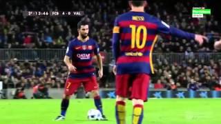 Barcelona 7 - 0 Valencia – Highlights & Full Match