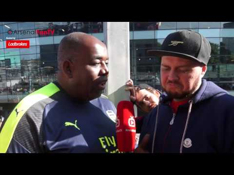 Arsenal 3-1 Everton - Wenger Is A Coward For Not Thanking Fans(DT Rant)