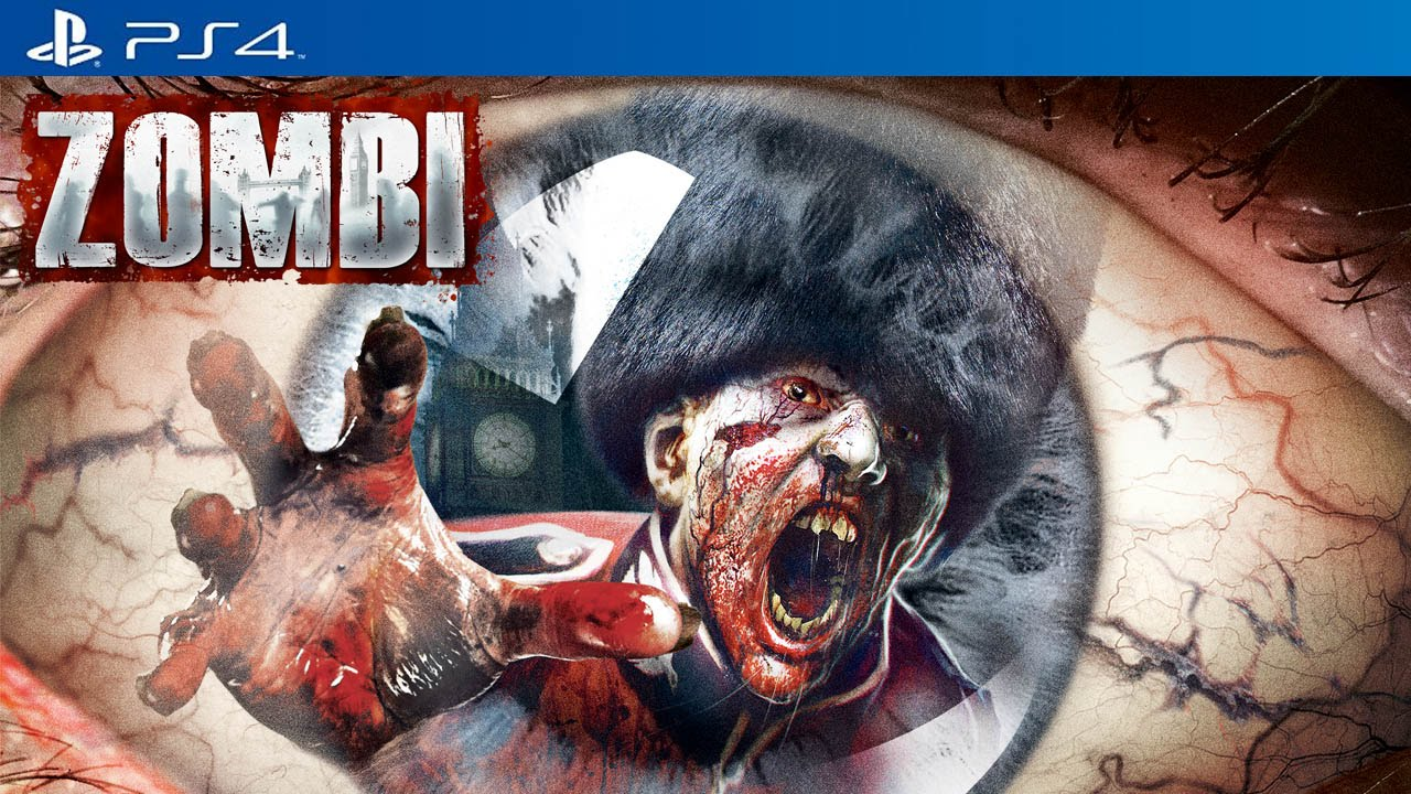 Zombi Ps4 First 80 Minutes Gameplay 1080p Hd Youtube